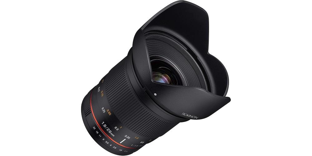 Rokinon 20mm f/1.8 AS UMC Full Frame Lens Image