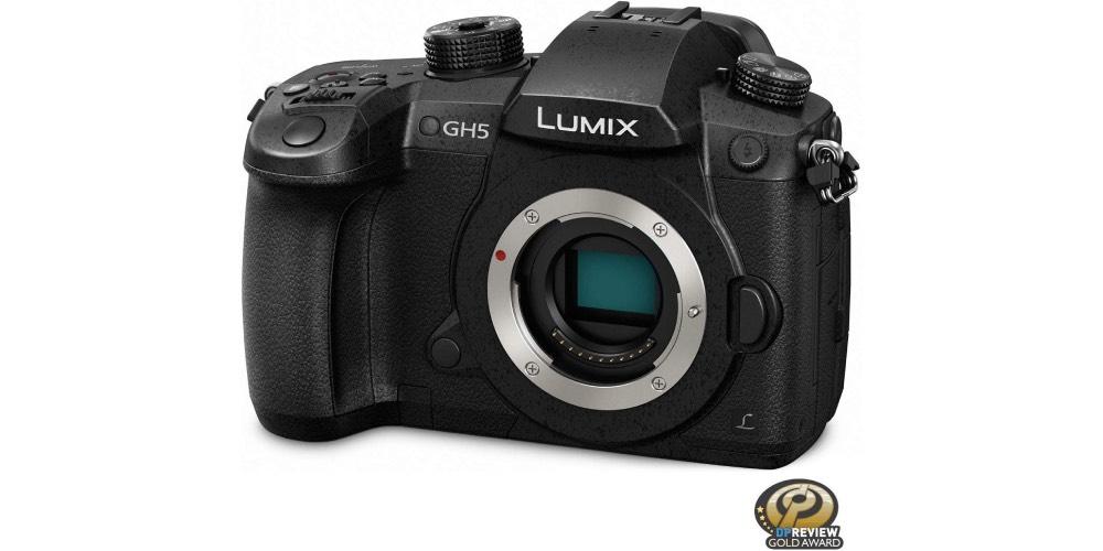 Panasonic Lumix GH5 Image