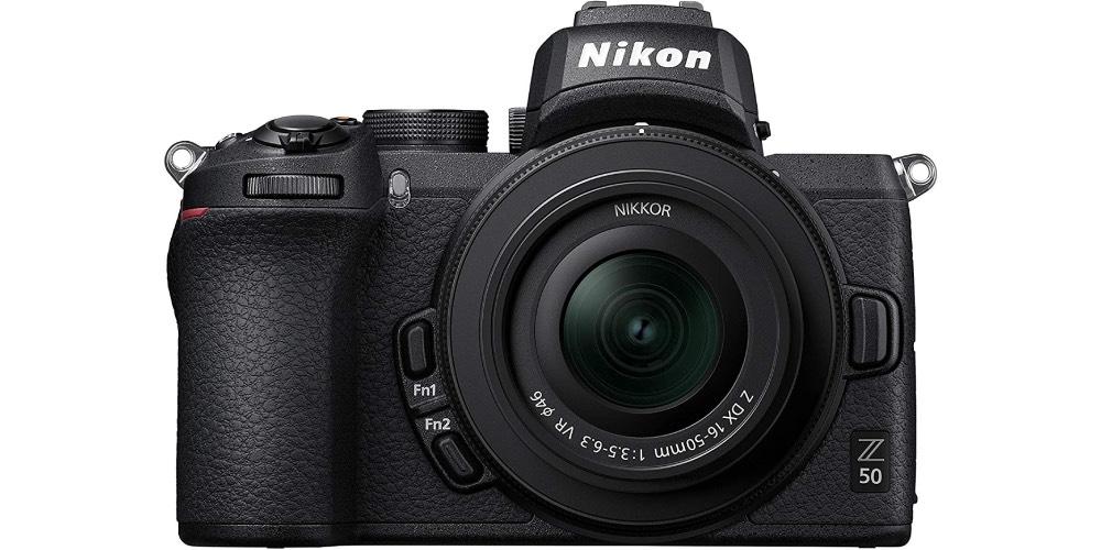 Nikon Z50 DX Image