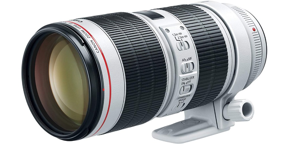 Canon EF 70-200mm f/2.8L IS III USM Lens Image