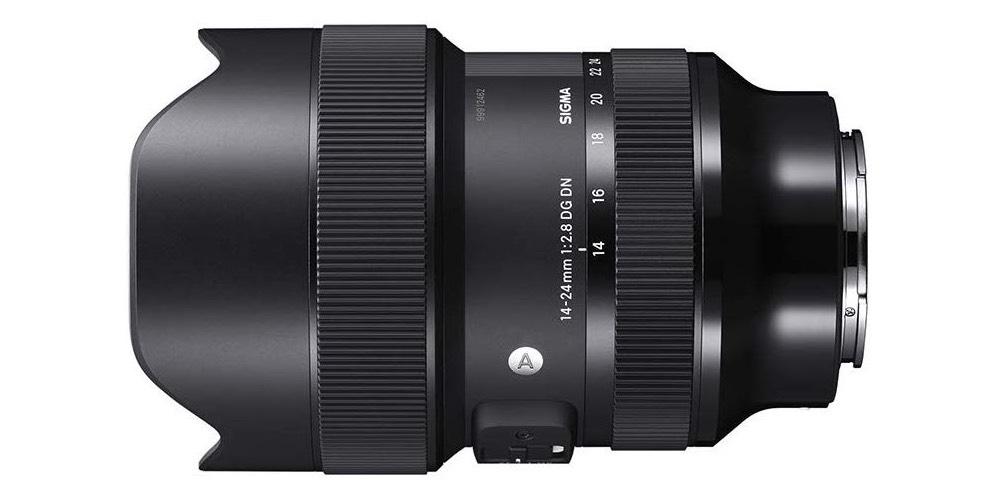 Sigma 14-24mm F2.8 DG DN Lens Image