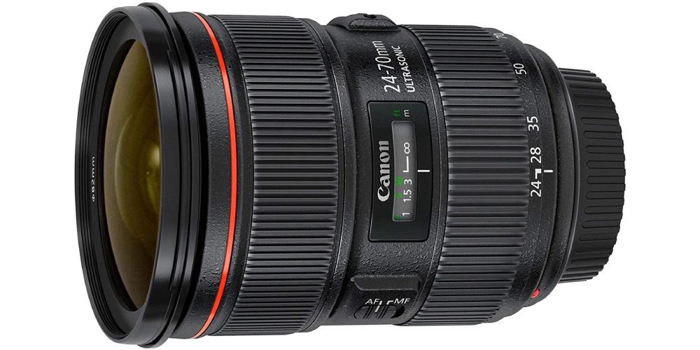 Canon EF 24-70mm f/2.8L II USM Lens  Image
