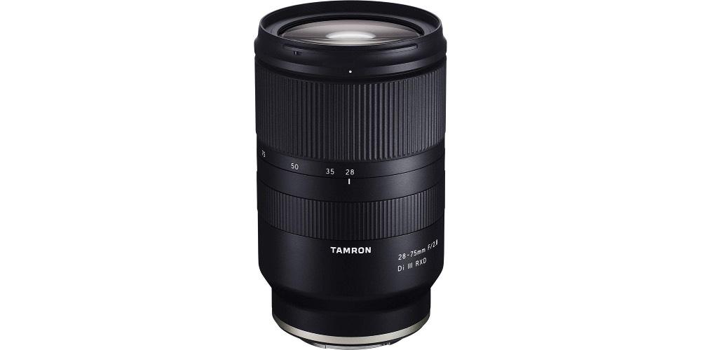 Tamron 28-75mm F/2.8 Di III RXD Lens Image