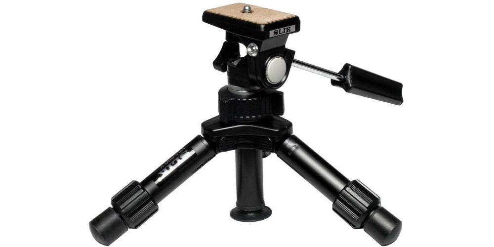 SLIK Mini-Pro V Tripod Image