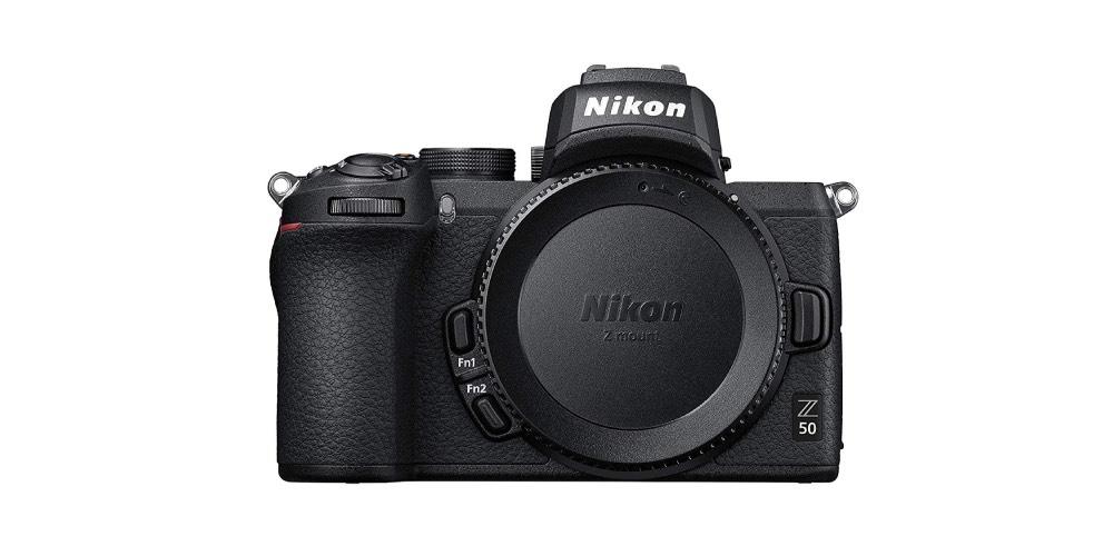Nikon Z50 Image