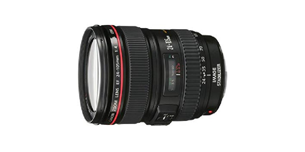 Canon 24-105mm f/4 IS USM Lens Image
