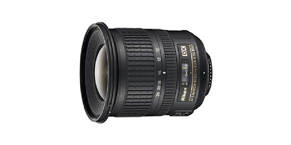 Nikon AF-S DX NIKKOR 10-24mm F/3.5-4.5G ED Zoom Lens Image