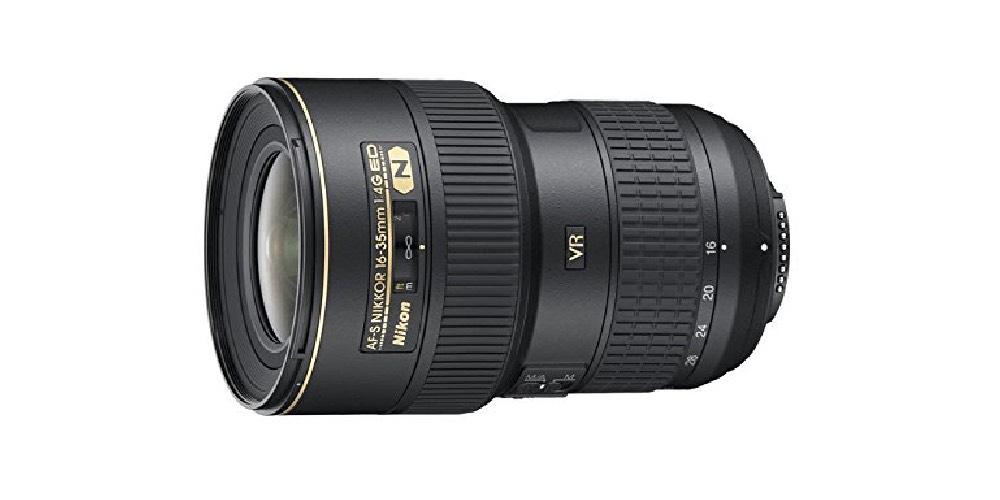 Nikon AF-S FX NIKKOR 16-35mm f/4G ED VR Zoom Lens Image