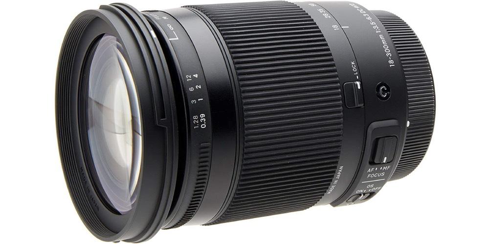 Sigma 18-300mm f/3.5-6.3 DC Macro OS HSM Image