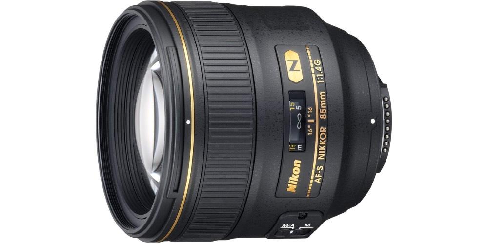 Nikon AF-S NIKKOR 85mm f/1.8G Image