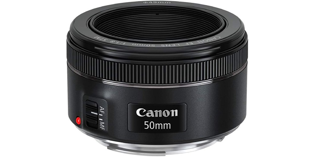 Canon EF 50mm f/1.8 STM Image