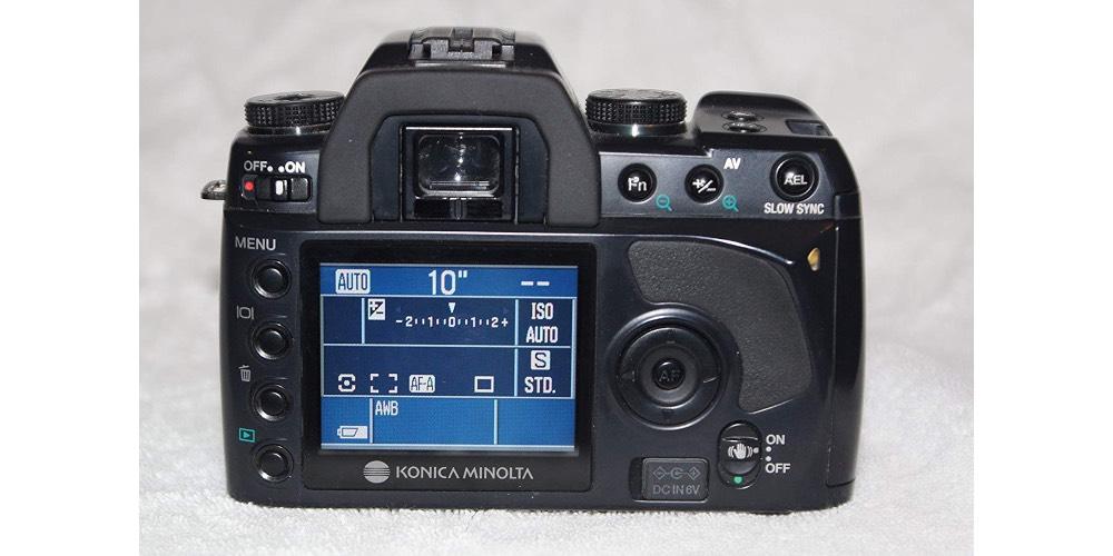 Konica Minolta Maxxum 5D Image