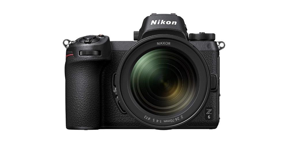 Nikon Z6 Image