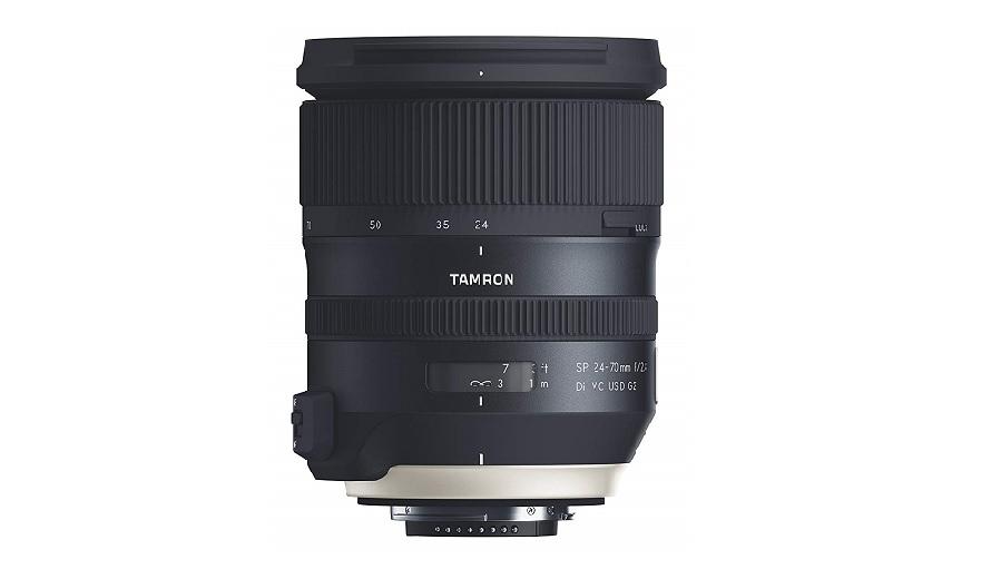 Tamron SP 24-70mm f/2.8 Di VC USD G2 Image 1