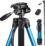 Victiv 72-Inch Camera Tripod: Compact Quality