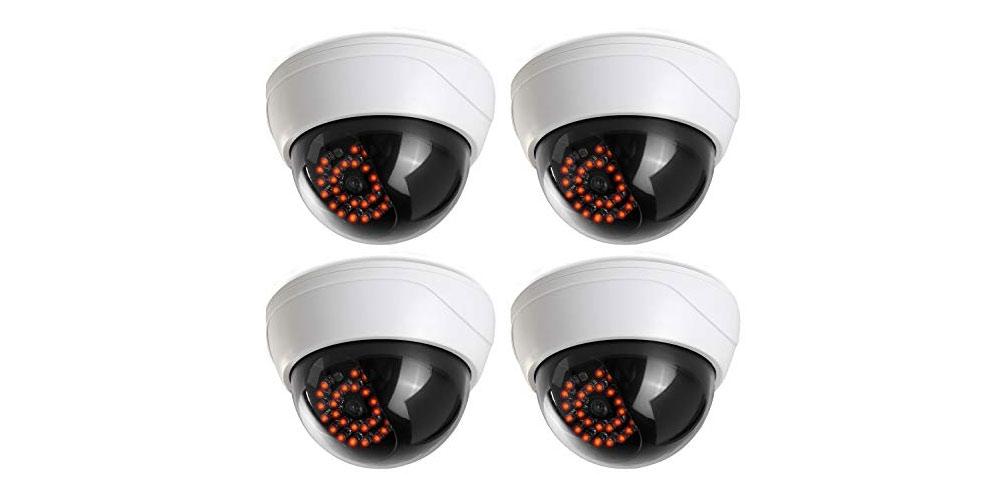 Armo Fake Security Cameras-image