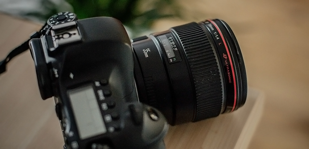 Best Canon 35mm Lenses Image