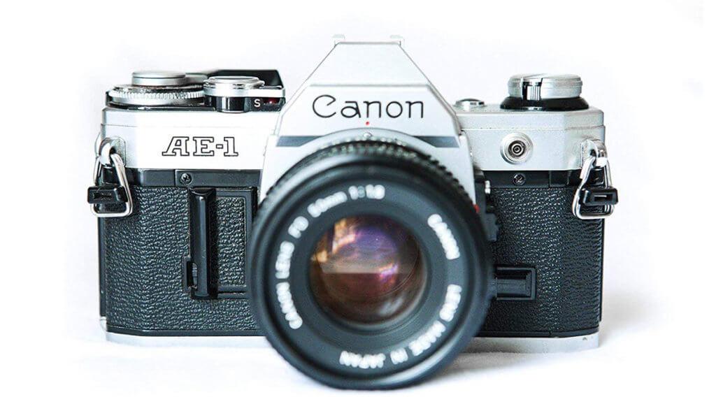Canon-AE-1 Image