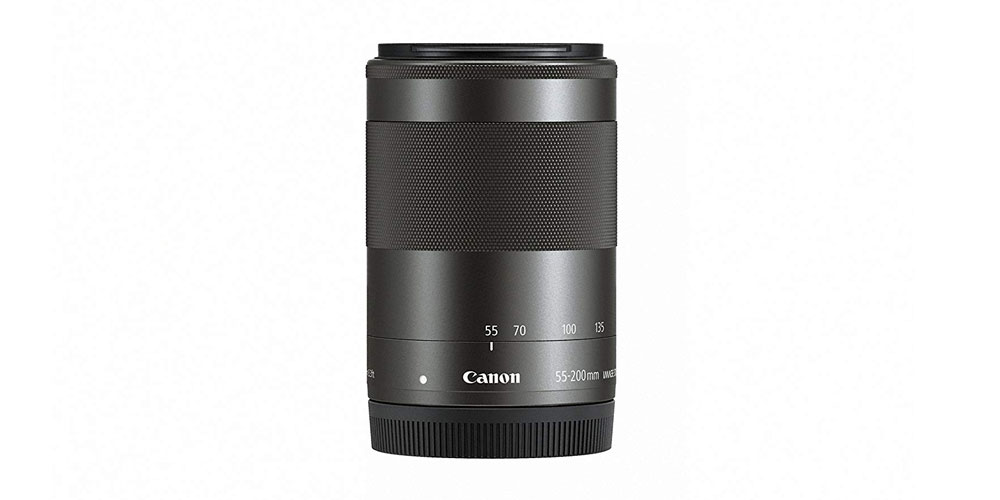 Canon EF-M 55-200mm f/4.5-6.3 IS STM Image 1