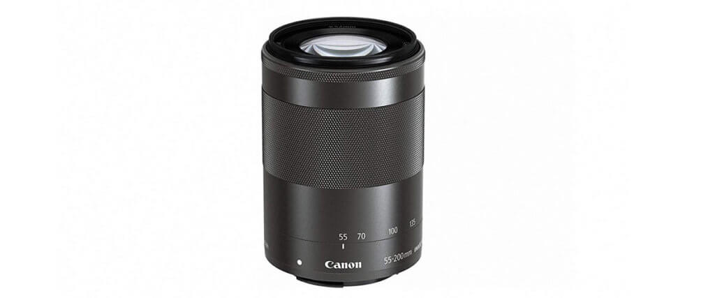 Canon EF-M 55-200mm f/4.5-6.3 IS STM Image 3