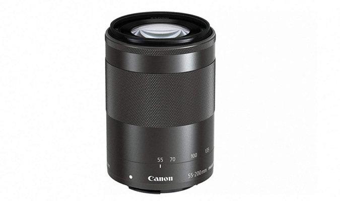 Canon EF-M 55-200mm f/4.5-6.3 IS STM Image 3