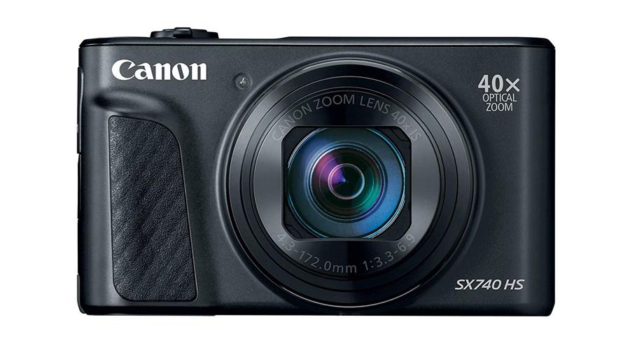 Canon PowerShot SX740 HS Image 1
