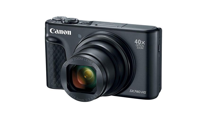 Canon PowerShot SX740 HS Image 3