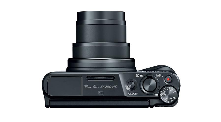 Canon PowerShot SX740 HS Image 4
