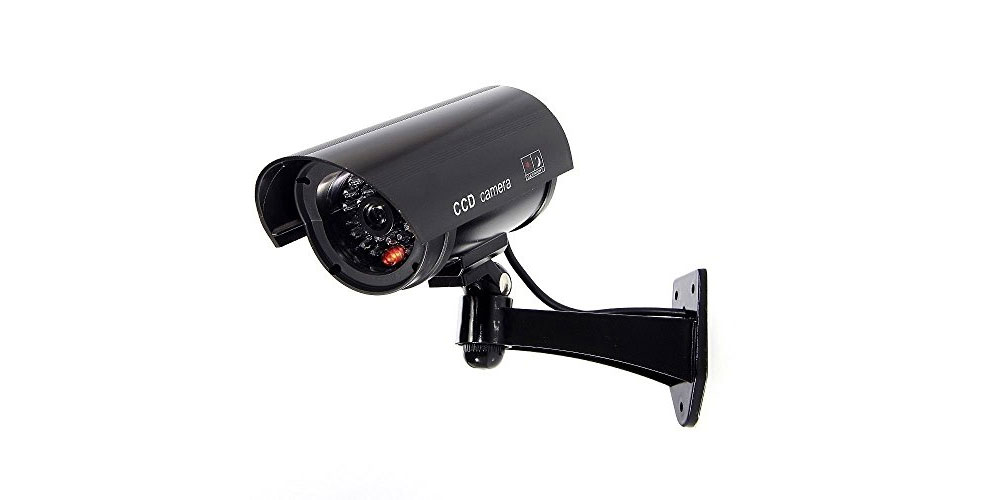 F Finders & Co Fake Outdoor Security Camera Image