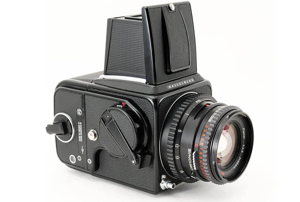 Hasselblad 500 C/M Image