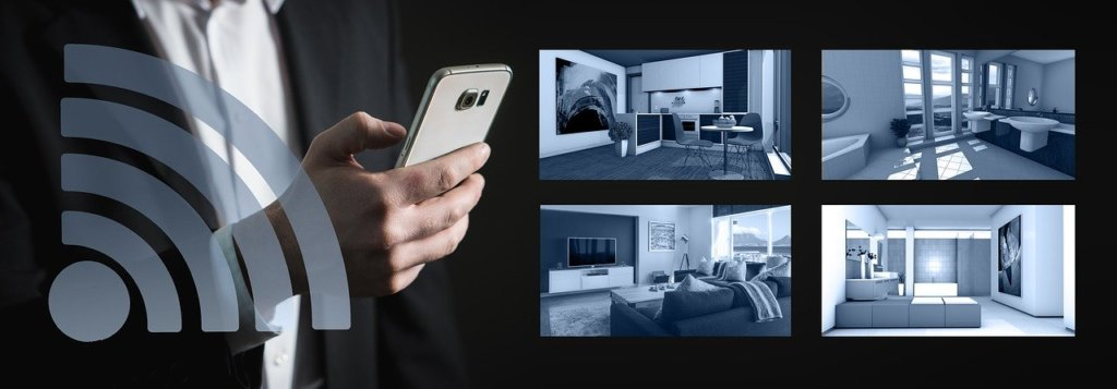 Indoor WiFi Home Security Cameras Image