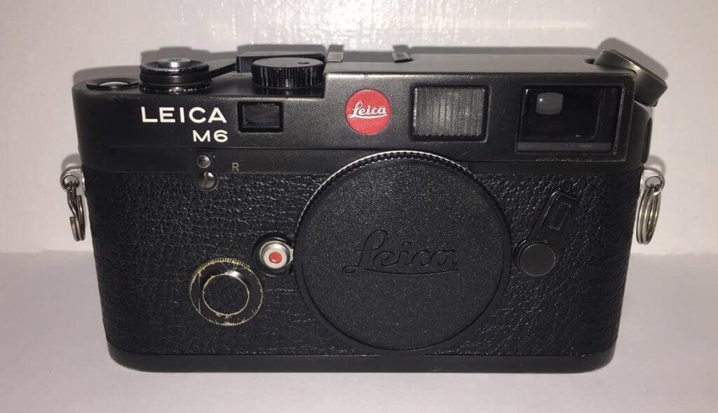 Leica M6 Image