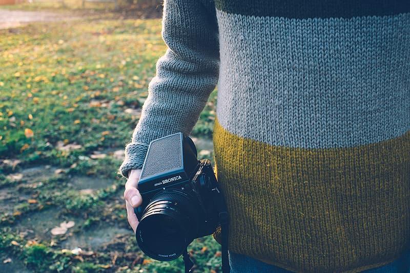 Medium Format Camera Image