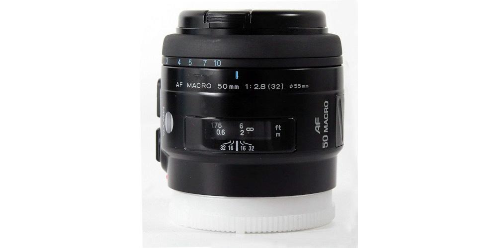 Minolta AF Macro 50mm  Image