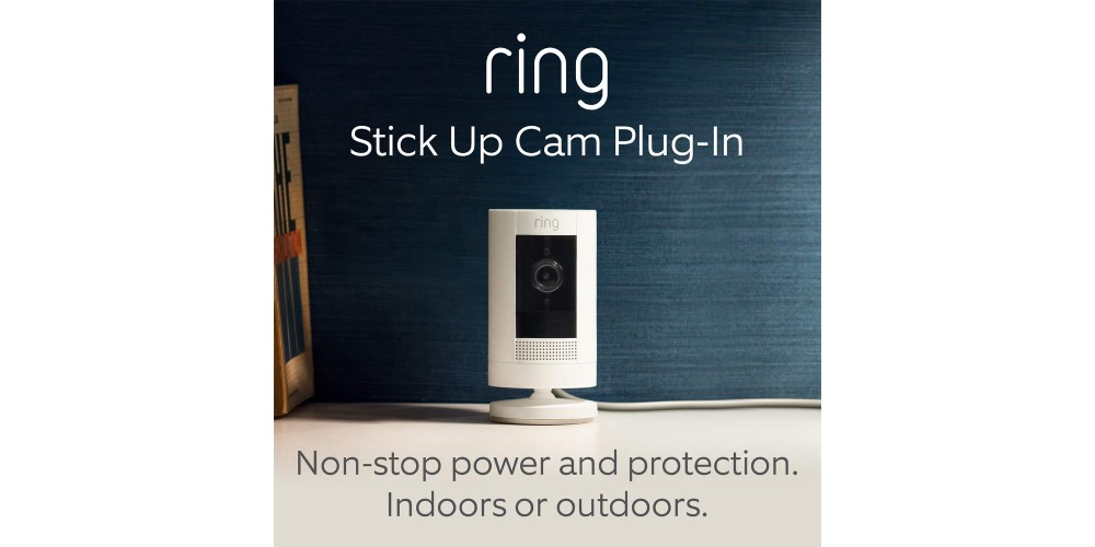 All-new Ring Stick Up Cam Image