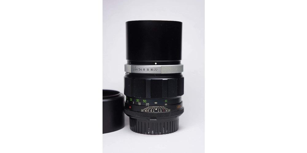 Minolta MC Tele Rokkor-PF 135mm Image