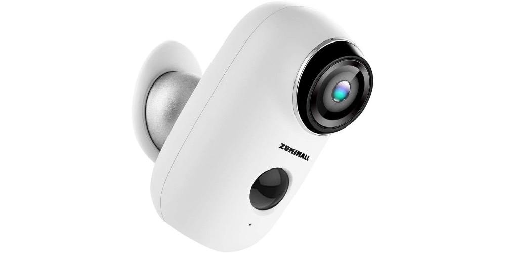 Smart Security Camera by ZUMIMALL Image