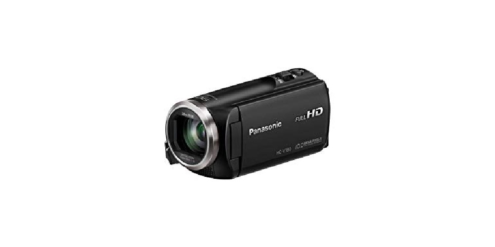 Panasonic Full HD Video Camcorder (HC-V180K) Image
