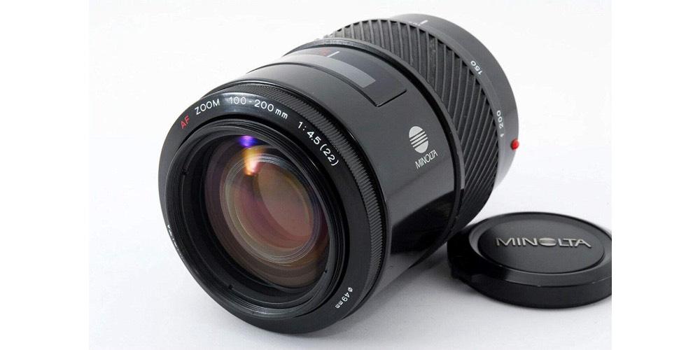 Minolta Maxxum AF 100-200mm Image
