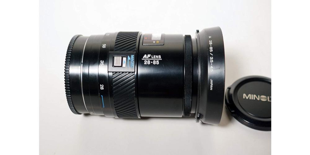 MINOLTA AF 28-85mm Image