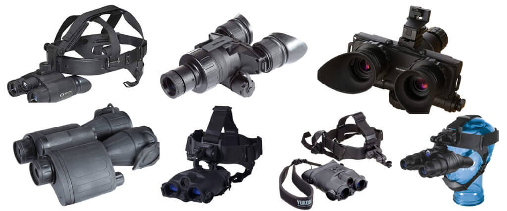 Night Vision Goggles-image