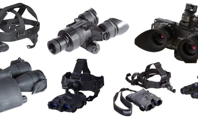 Night Vision Goggles-image