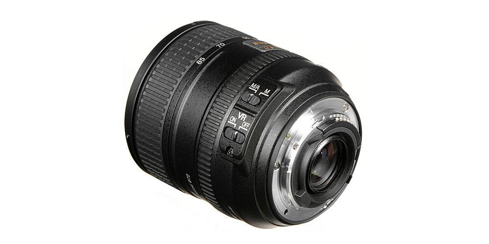 Nikon AF-S NIKKOR 24-85mm f/3.5-4.5G ED VR Image 1