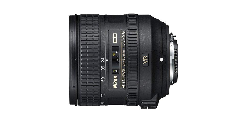 Nikon AF-S NIKKOR 24-85mm f/3.5-4.5G ED VR Image 2