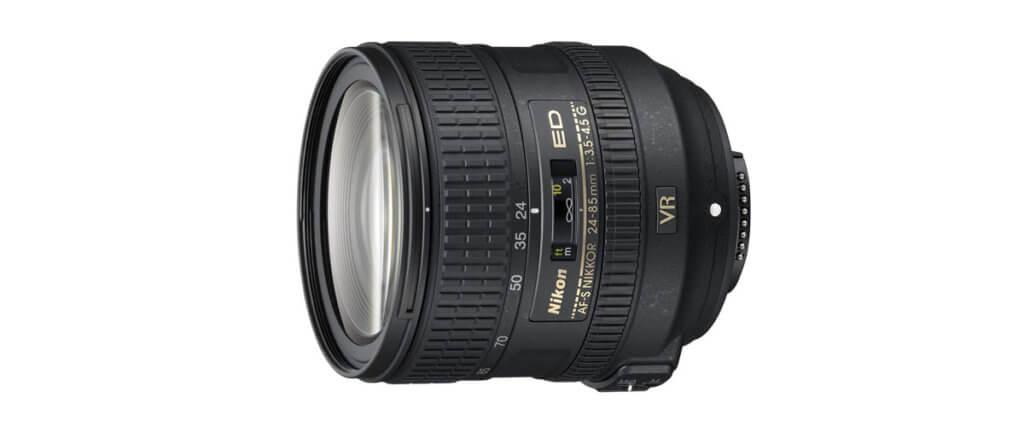 Nikon AF-S NIKKOR 24-85mm f/3.5-4.5G ED VR Image 4