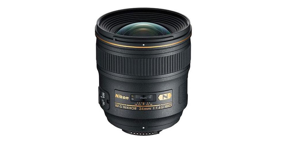 Nikon AF-S NIKKOR 24mm f/1.4G ED Image