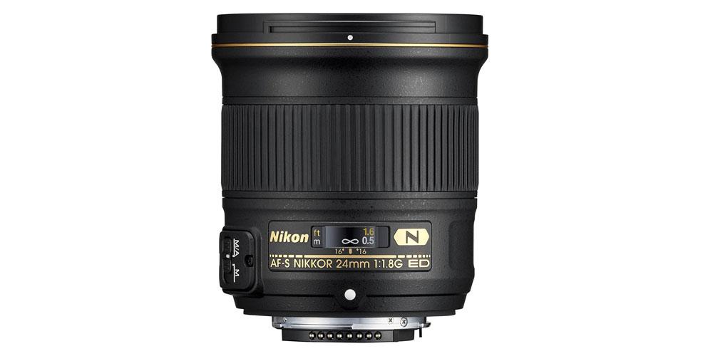 Nikon AF-S NIKKOR 24mm f/1.8G ED Image 2