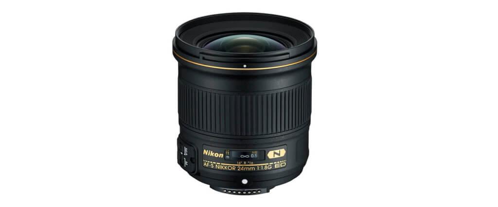 Nikon AF-S NIKKOR 24mm f/1.8G ED Image 3