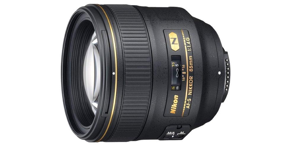 Nikon AF-S 85mm f/1.4G Image