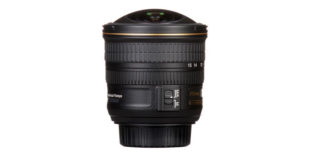 Nikon AF-S FISHEYE NIKKOR 8-15mm f/3.5-4.5E ED Image 1